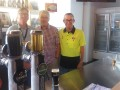 G4 A visit to South Australian Brewing Co.  Adelaide  brewers of Guinness in Australia  with Tony Jones and Pete Bradley  April 2018